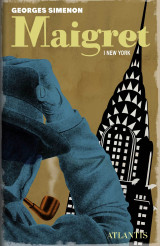 Omslag - Maigret i New York
