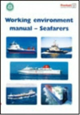 Omslag - Working environment manual - Seafarers