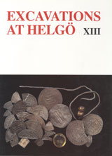 Excavations at Helgo: Cemetery 116 v. 13 av Birgitta Sander (Heftet)