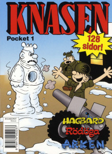 Knasen pocket 1 av Mort Walker (Heftet)