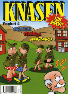 Knasen pocket 4 av Mort Walker (Heftet)