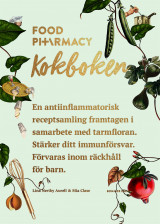 Omslag - Food Pharmacy : kokboken