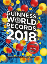 Omslag - Guinness World Records 2018