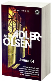 Journal 64 av Jussi Adler-Olsen (Heftet)