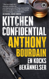 Omslag - Kitchen Confidential : en kocks bekännelser