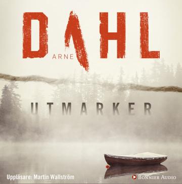 Utmarker av Arne Dahl (Lydbok-CD)