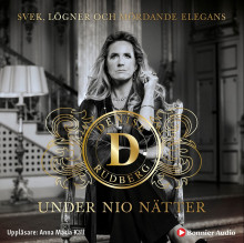 Under nio nätter av Denise Rudberg (Lydbok-CD)