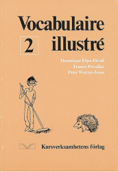 Vocabulaire illustré 2 av Dominique Filpa Ekvall, Francis Prouillac og Peter Watcyn-Jones (Heftet)