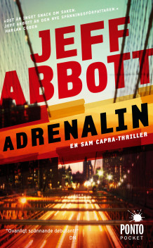 Adrenalin av Jeff Abbott (Heftet)