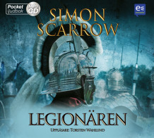 Legionären av Simon Scarrow (Lydbok MP3-CD)