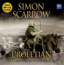 Profetian av Simon Scarrow (Lydbok-CD)