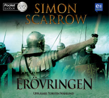 Erövringen av Simon Scarrow (Lydbok MP3-CD)