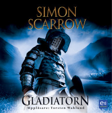 Gladiatorn av Simon Scarrow (Lydbok MP3-CD)
