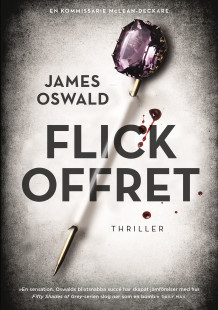 Flickoffret av James Oswald (Innbundet)