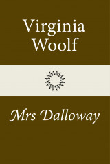 Omslag - Mrs Dalloway