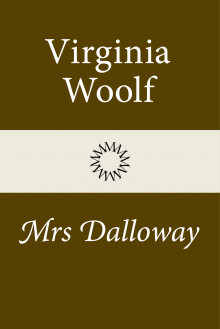 Mrs Dalloway av Virginia Woolf (Innbundet)