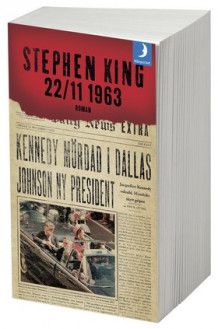 22/11 1963 av Stephen King (Heftet)