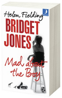 Bridget Jones : mad about the boy av Helen Fielding (Heftet)