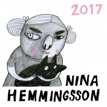 Hemmingssonalmanacka 2017 av Nina Hemmingsson (Heftet)