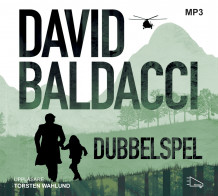 Dubbelspel av David Baldacci (Lydbok MP3-CD)
