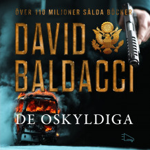 De oskyldiga av David Baldacci (Lydbok MP3-CD)