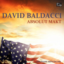 Absolut makt av David Baldacci (Lydbok MP3-CD)