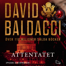 Attentatet av David Baldacci (Lydbok MP3-CD)