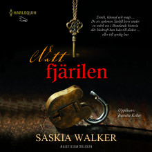 Nattfjärilen av Saskia Walker (Lydbok MP3-CD)