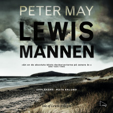 Lewismannen av Peter May (Lydbok-CD)