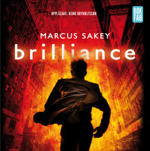 Brilliance av Marcus Sakey (Lydbok MP3-CD)