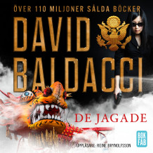 De jagade av David Baldacci (Lydbok MP3-CD)