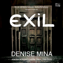 Exil av Denise Mina (Lydbok MP3-CD)