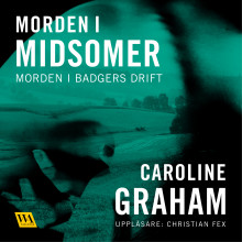 Morden i Badgers Drift av Caroline Graham (Lydbok MP3-CD)