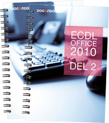 ECDL med Office 2010 (Windows 8, Access) av Eva Ansell (Spiral)