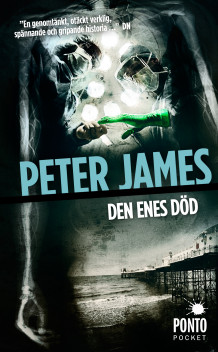 Den enes död av Peter James (Heftet)