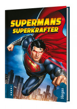 Omslag - Supermans superkrafter (Bok+CD)