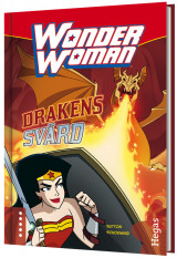 Omslag - Wonder Woman. Drakens svärd (Bok+CD)