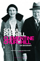 Omslag - Clementine Churchill