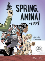 Omslag - Spring, Amina! Light