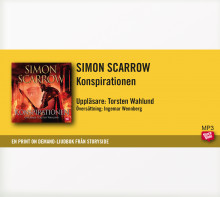Konspirationen av Simon Scarrow (Lydbok MP3-CD)