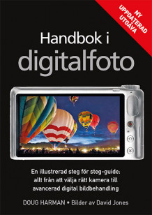 Handbok i digitalfoto av Dough Harman (Heftet)