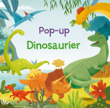 Omslag - Pop-up Dinosaurier