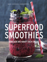 Omslag - Superfood smoothies