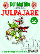 Don Martins stora julpajare vol. 2 av Don Martin (Heftet)