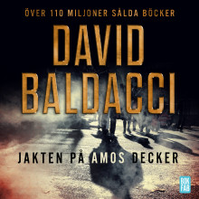 Jakten på Amos Decker av David Baldacci (Lydbok MP3-CD)