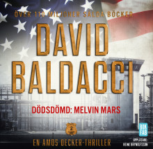 Dödsdömd: Melvin Mars av David Baldacci (Lydbok MP3-CD)
