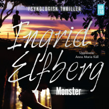 Monster av Ingrid Elfberg (Lydbok-CD)