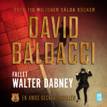 Fallet Walter Dabney av David Baldacci (Lydbok MP3-CD)