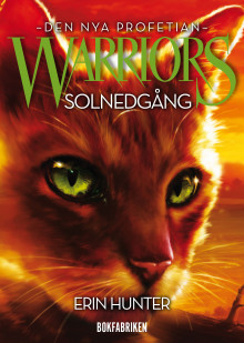 Warriors 2. Solnedgång av Erin Hunter (Innbundet)