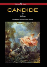 Omslag - Candide (Wisehouse Classics - With Illustrations by Jean-Michel Moreau)